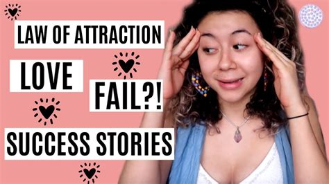 law  attraction love success stories fail  careful     youtube