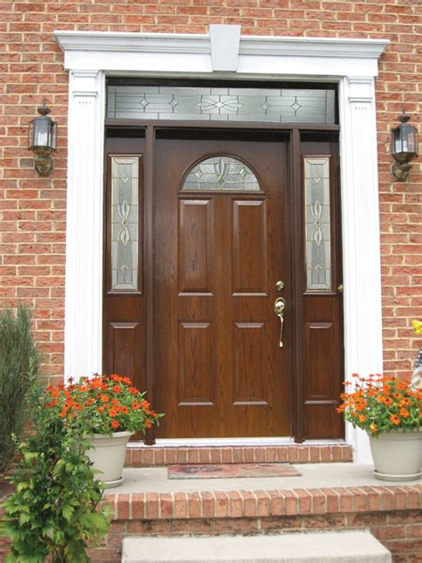 entry exterior door installation replacement curb appeal