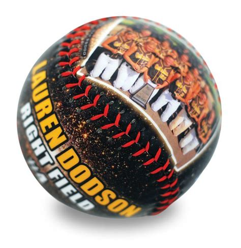 unique baseball gift   customize