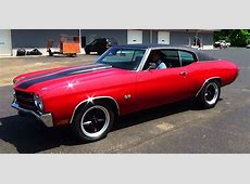 1970 Chevelle SS 396 4 Speed ScottieDTV Coolest Cars
