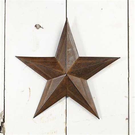 Dimensional Rustic Barn Star  Wall Decor  Home Decor