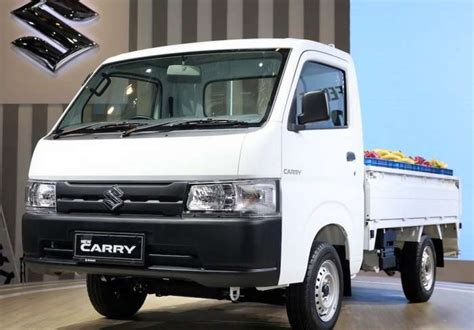 Suzuki Carry 2019 Modification by 2019 Suzuki Carry Debuts With 1 5l Petrol Engine In New