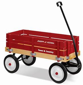 Radio Flyer Town and Country Wagon Pismo Bob's