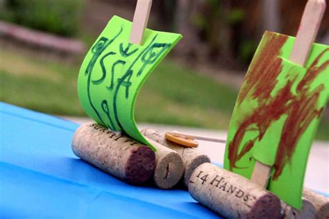 Wine Cork Boat Craft by 4 Wine Cork Crafts For