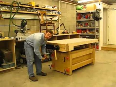 workbench ideas  plans bookworkbenchplanscom youtube