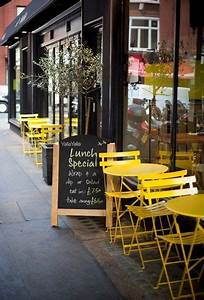 Fermob Bistro Sets Are Great For Sidewalk Caf U00e9s  Bright