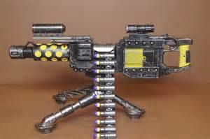 Modded Nerf Guns