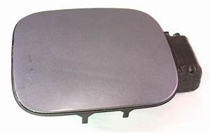 Gas Fuel Door Lid 98-05 Vw Beetle Ld7x Platinum Grey