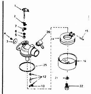 Wiring Diagram Database  Craftsman Eager 1 Lawn Mower