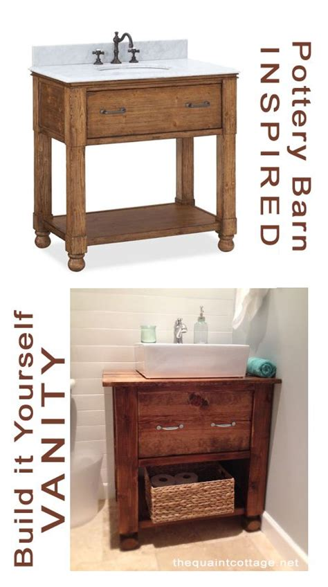 bathroom vanity  tutorial