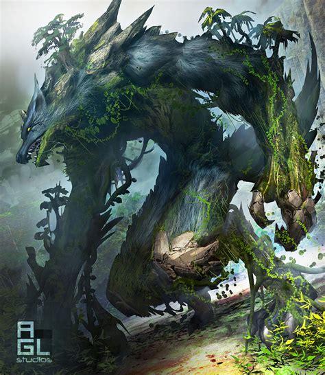 Wolf Kaiju By Dinmoney On Deviantart
