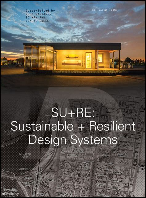 sustainable resilient design systems ad  architect