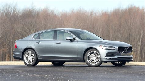 Review Volvo S90 by 2017 Volvo S90 Review A Superior Swedish Sedan