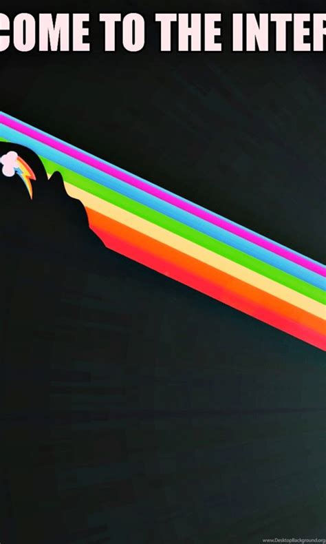 Rainbow Background Meme - memes vault internet rainbow memes desktop background