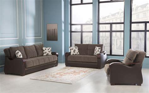 Brown Living Room Ls by Living Room Set Armoni Brown Istikbal Furniture