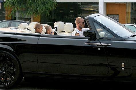 Beckham Car by A Select Few Of David Beckham S Cars