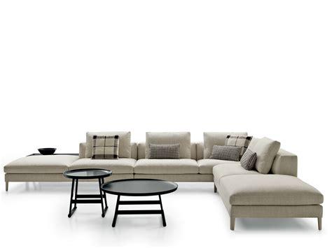 canapé sofa italia dives corner sofa by maxalto a brand of b b italia spa