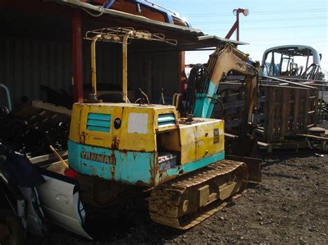 yanmar mini excavator yb na   sale