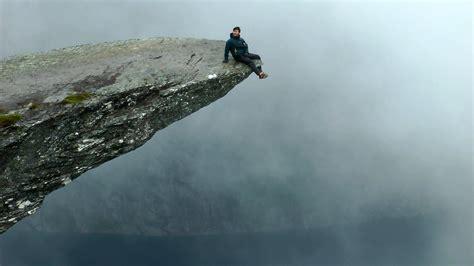 Hike To Trolltunga Norway In Hd Youtube