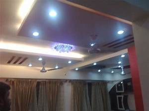 Electrical Wiring And False Ceiling