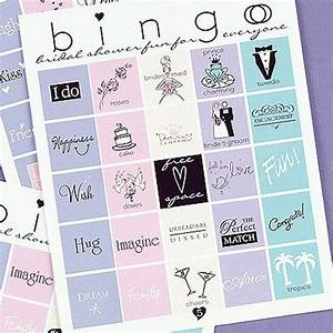 bridal shower bingo bridal shower bingo game cards With unique wedding shower games