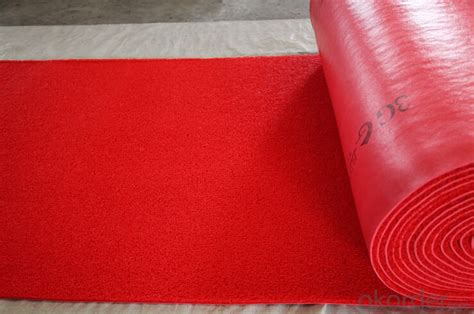 buy pvc coil carpet roll flooring area rug  coil mat pvc