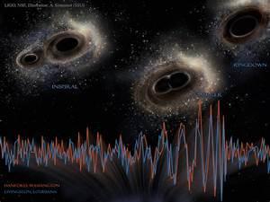 Hear 2 Black Holes Merging in this Unforgettable Sound ...