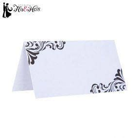 Please enter your address, city, state or zip code, so that we can display the businesses near you. Black & White Flourish Place Cards #hobbylobbyweddinginvitations | Hobby lobby wedding ...