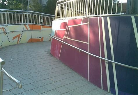 Grafiti Garuda : Bahnunterführung Mörfelden