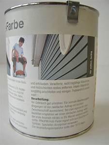 Farbe Für Außen : pinus pinufin holzfarbe 2 5 l f r innen und au en in ~ Michelbontemps.com Haus und Dekorationen