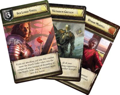 Agot Lcg 2 0 Photoshop Template by Tabletop Thailand A Game Of Thrones The Board Game