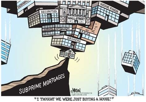 Subprime Entailed Dismissals or the Chronology of a Crisis ...