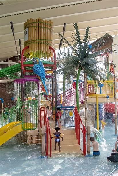 Indoor Water Park Fun Waterpark Center Shoreview