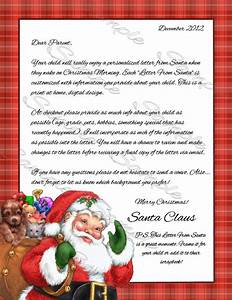 unavailable listing on etsy With personalized letters from santa ireland