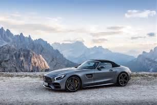 Mercedes-Benz C AMG GT Roadster