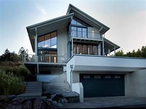 Häuser Am Hang Bilder : fertighaus von baufritz haus eliasch ~ Eleganceandgraceweddings.com Haus und Dekorationen