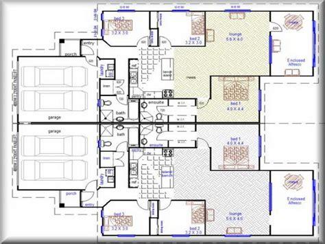 bloombety duplex floor plans duplex floor plans design