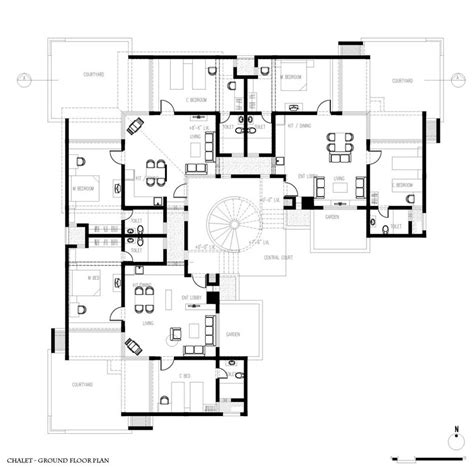 home plans with guest house free guest house building plans home design and style