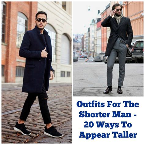 Outfits For The Short Men-20 Fashion Tips How To Look Tall