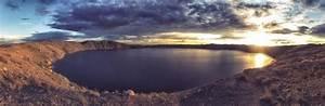 Lake Chagan (Lake Balapan or Atomic Lake) Filled with ...