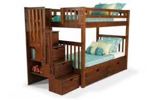colorado stairway bunk bed favething com