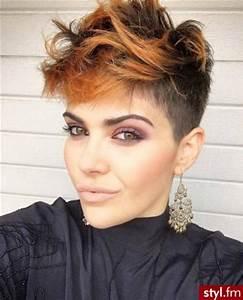 Coupe De Cheveux Courte Tendance 2016 : 20 photos de coupes courtes absolument sublimes la coiffure tendance de 2016 coupe de cheveux ~ Melissatoandfro.com Idées de Décoration