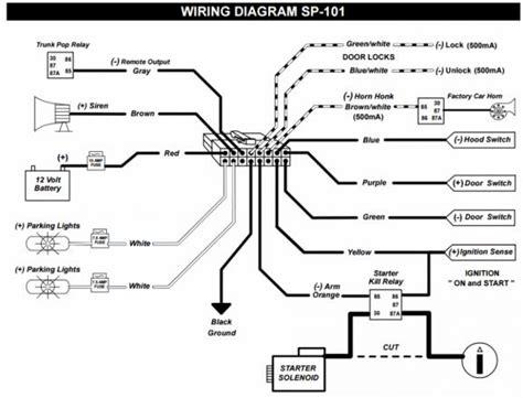 Help Installing Power Locks Part Alarm System