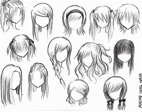 anime hair styles anime hairstyles for hairstyles ideas