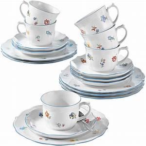 Geschirr Set Porzellan : seltmann weiden porzellan kaffee set sonate 18 teilig ~ A.2002-acura-tl-radio.info Haus und Dekorationen