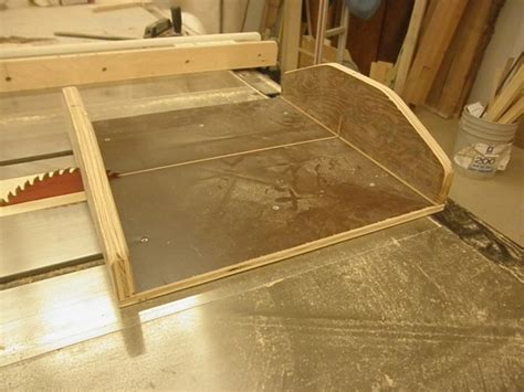 crosscut table  sled plans woodworking talk