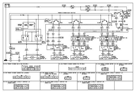 power window switch mechinism for mazda 626 1990 fixya
