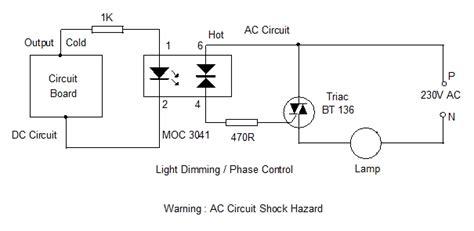 Moc Triac Driver Component Guide Mohan