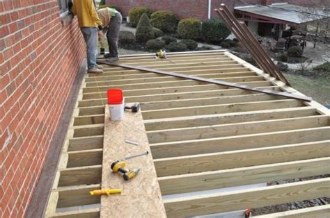 Installing Trex Decking Diagonal by How To Build A Deck With 120 Pics Diagrams Pro Tips