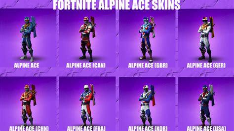 heres     single fortnite skin